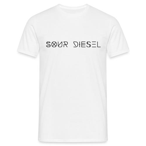 Sour Diesel - T-shirt Homme
