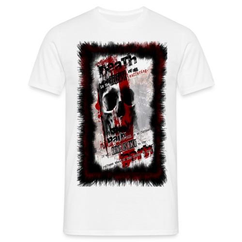 test1 png - Männer T-Shirt