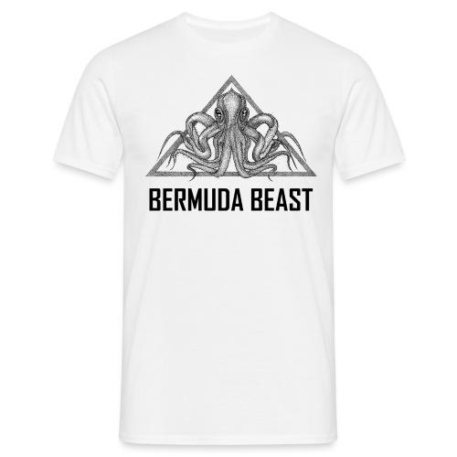 beast realistic black - Männer T-Shirt