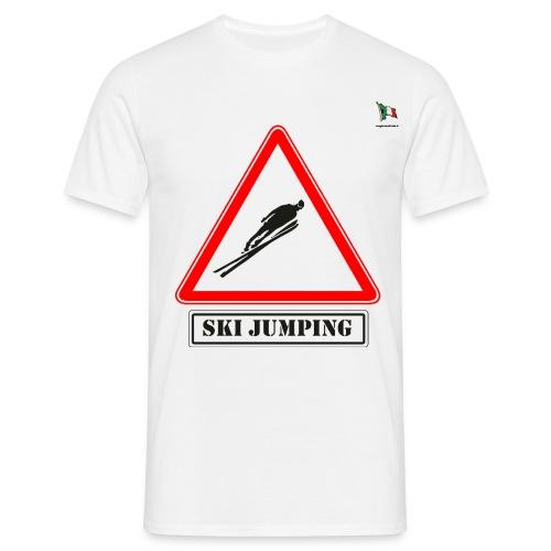 ski jumping - Maglietta da uomo