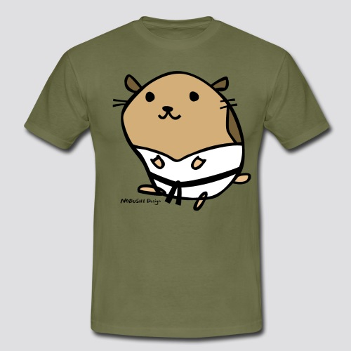 Hamster - Mannen T-shirt