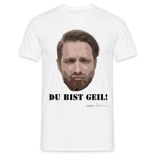 kevin bearbeitet - Männer T-Shirt