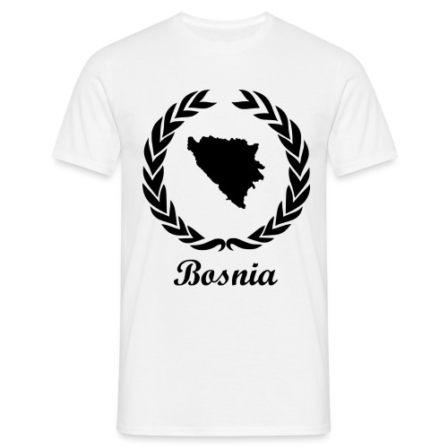 Connect ExYu Shirt Bosnia - Men's T-Shirt