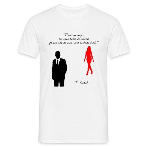 Muñecas - Camiseta hombre