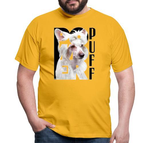 Powderpuff I - Miesten t-paita