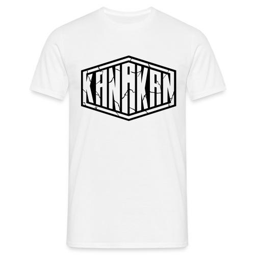 Kanakan Logo - Männer T-Shirt