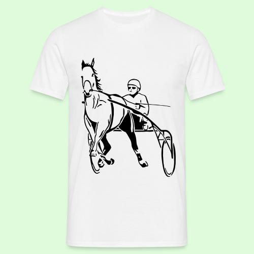 Le Trotteur - T-shirt Homme