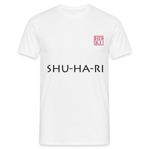 Shu-ha-ri HDKI - Men's T-Shirt