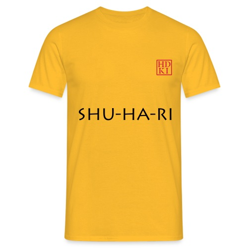 Shu-ha-ri HDKI - Men's T-Shirt