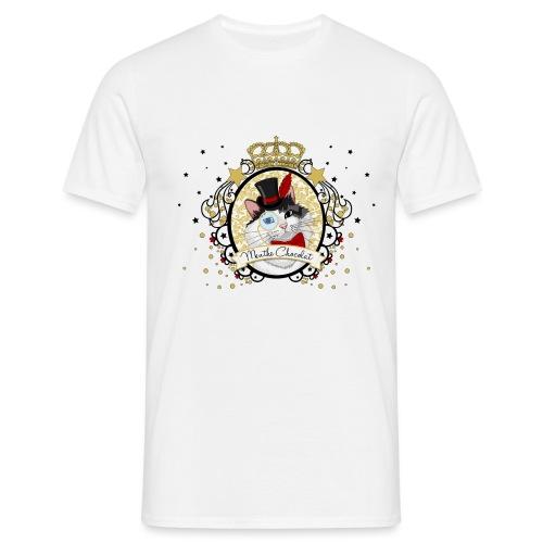 Le Portrait du Chat - T-shirt Homme