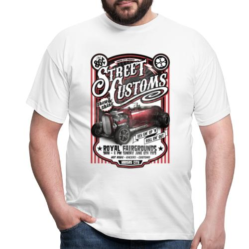Street Customs - Männer T-Shirt