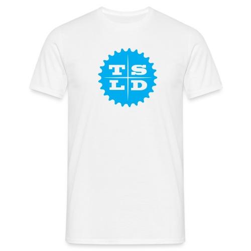 tsld-cog Front - Mannen T-shirt