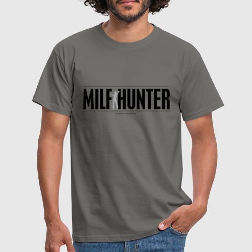 MILFHUNTER - Herre-T-shirt