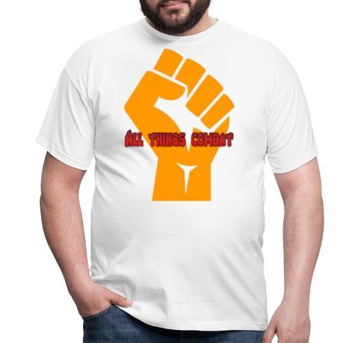 All Things Combat - Men's T-Shirt