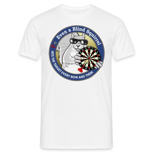 Blind Squirrel Darts - Men's T-Shirt