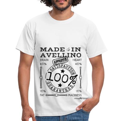 1,02 Prodotto a Avellino - Maglietta da uomo