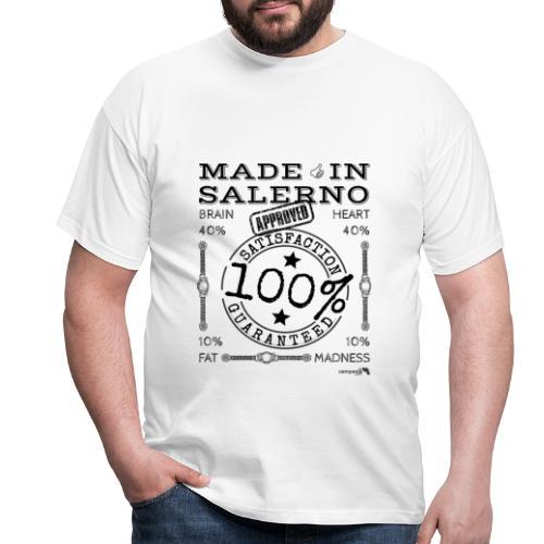 1,02 Made In Salerno - Maglietta da uomo