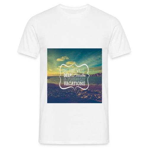 summer - Camiseta hombre