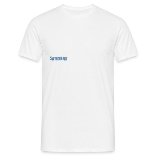 svmlogo - T-shirt herr