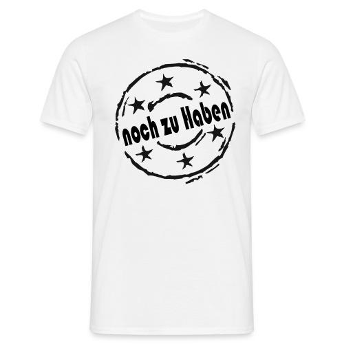 g n u noch zu haben - Männer T-Shirt