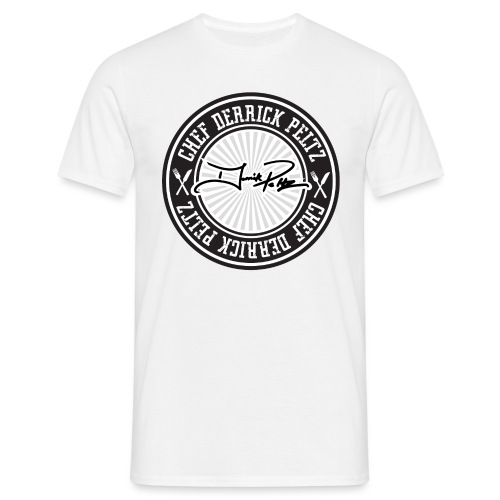 circle teeshirt logo v10 - Men's T-Shirt