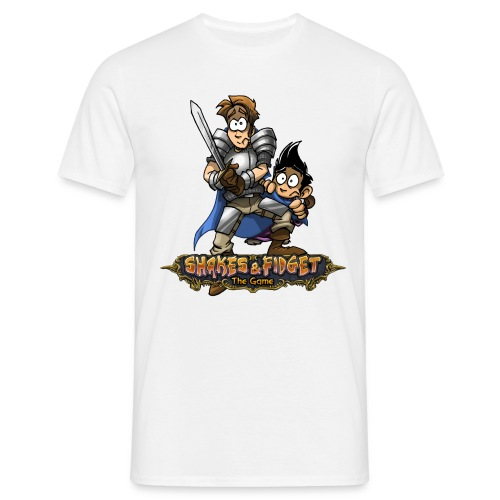 shakesfidget - Männer T-Shirt