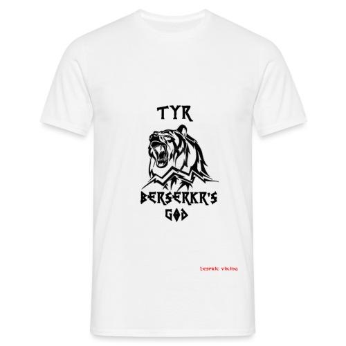 TYR-BERSERKR - T-shirt Homme
