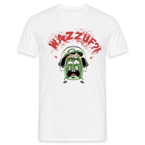 poubellefondsombre - T-shirt Homme