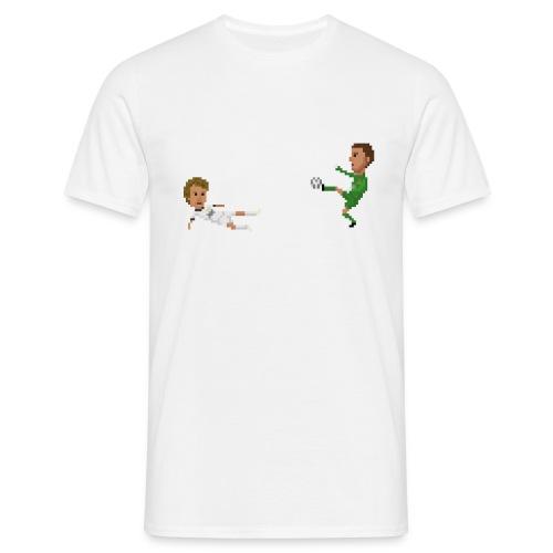 Kung fu save - Men's T-Shirt
