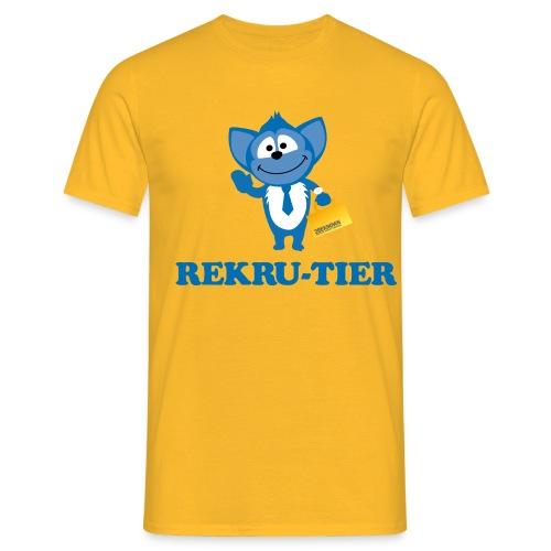 rekrutierfin2pfad - Männer T-Shirt
