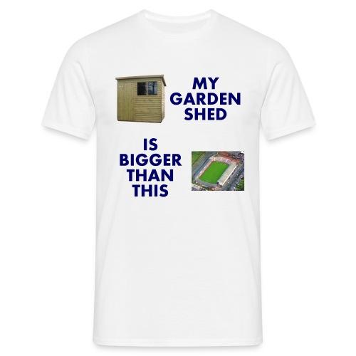 gardenshed - Men's T-Shirt
