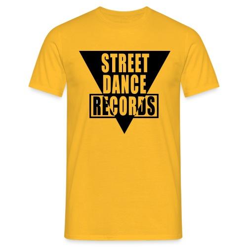 STR hvidtshirt - Men's T-Shirt