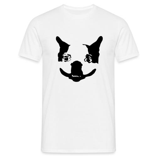 Lennu - Mustavalkoinen - Miesten t-paita