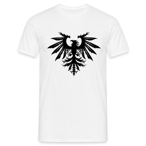 NEW Mark Eteson Bird Logo - Men's T-Shirt