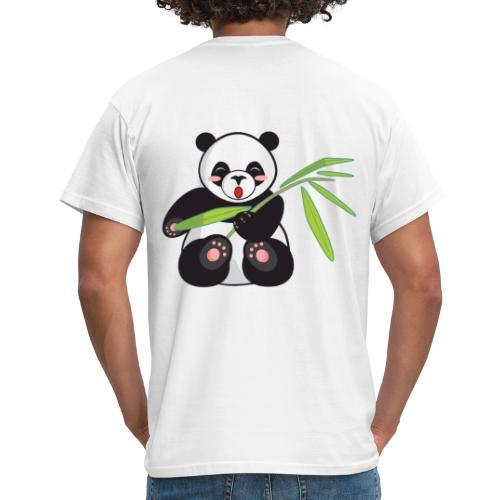 Panda x Levitation Noir - T-shirt Homme