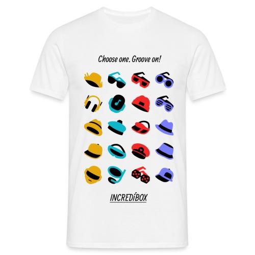 V4 ICONS - T-shirt Homme