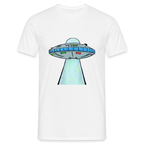 UFO TShirt png - Men's T-Shirt