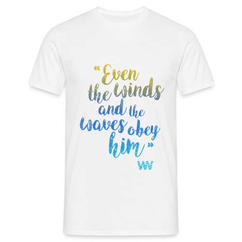 Winds and Waves - Männer T-Shirt