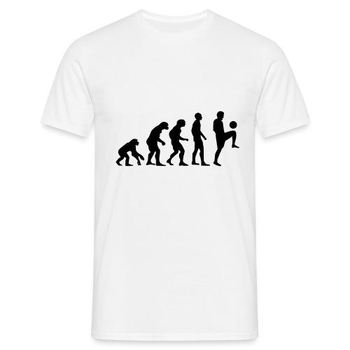 Football Evolution - Men's T-Shirt