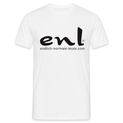 neuesdrucklogo2 - Männer T-Shirt