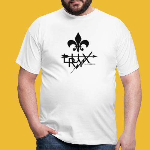 Luxry (Black) - Men's T-Shirt