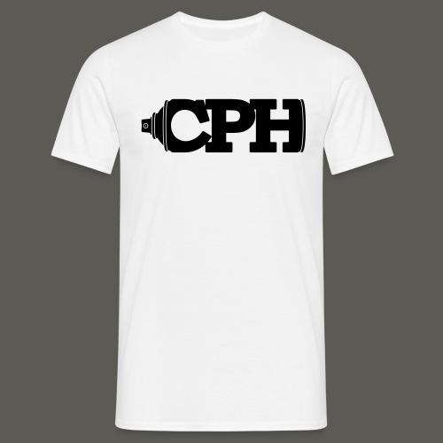 CPHMASS_LOGO_Can_CPH_SPRE - Herre-T-shirt