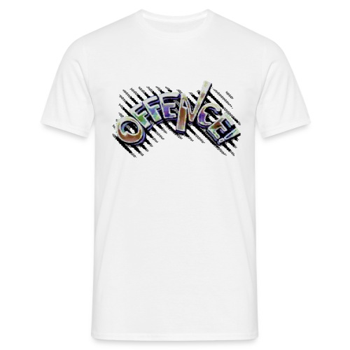 baltaoffence2 - T-skjorte for menn