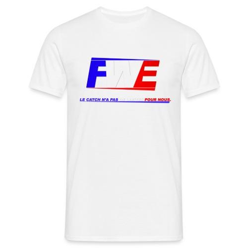 Logo Slogan png - T-shirt Homme