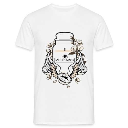 ANGELSWINGS png - Men's T-Shirt