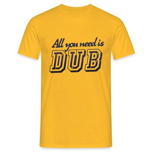ayniddarkblue01 - T-shirt Homme