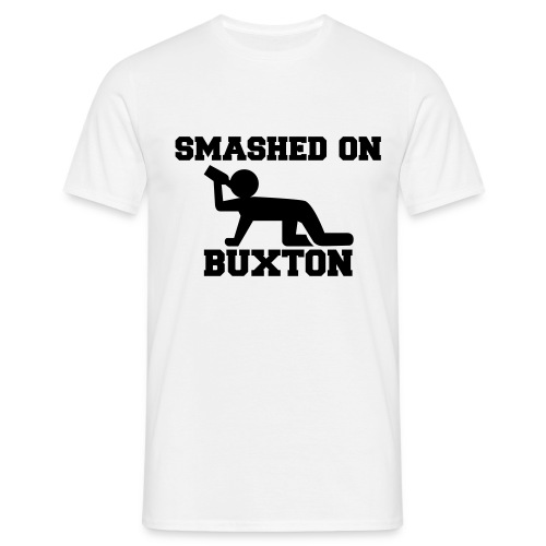buxton new - Men's T-Shirt