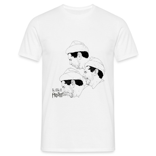 Liam Dobbin2 - Men's T-Shirt