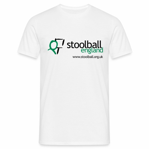 Stoolball England - Men's T-Shirt