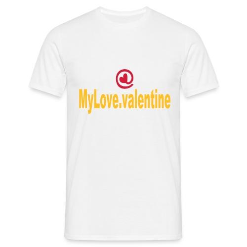 2011valentin - Männer T-Shirt